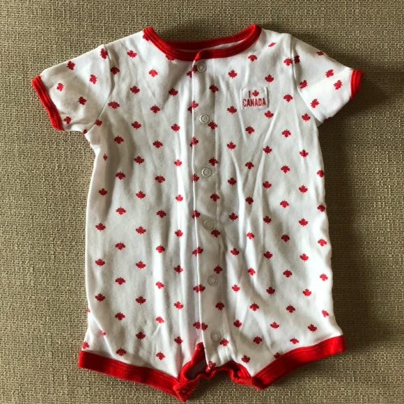 Carter's Other - Carter's Canada romper 3 months